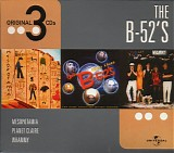 The B-52's - 3 Original CDs