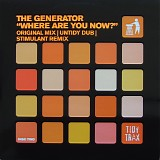 The Generator - Where Are You Now? Disc Two