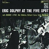 Eric Dolphy - At The Five Spot Volume1