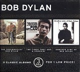 Bob Dylan - The Freewheelin' Bob Dylan/The Times They Are A-Changin'/Another Side Of Bob Dylan