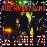 The Sensational Alex Harvey Band - US Tour '74