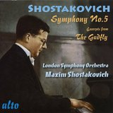 London Symphony Orchestra, Maxim Shostakovich - Symphony no 5, Excerpts from the Gadfly