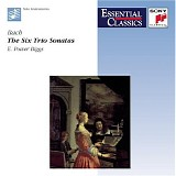 Johann Sebastian Bach - Cembalo: The Six Trio Sonatas for Pedal Harpsichord