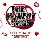 The Winery Dogs - Dog Years: Live In Santiago & Beyond (2013 - 2016)