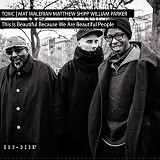 Toxic with Mat Walerian, Matthew Shipp & William Parker - This Is Beautiful Because We Are Beautiful People