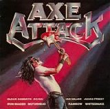 Various artists - Axe Attack K-Tel LP
