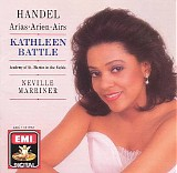 Georg Friederich Handel - Handel Arias: Kathleen Battle