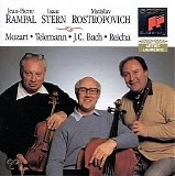 Jean-Pierre Rampal, Isaac Stern, Mstislav Rostropovich - Trios for Flute, Violin and Cello [Sony]