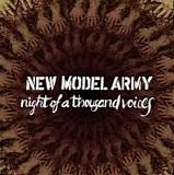 New Model Army - Night Of A Thousand Voices
