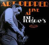 Art Pepper - Live At Fat Tuesday''s
