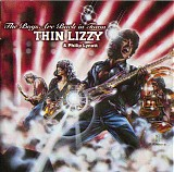 Thin Lizzy & Phil Lynott - The Boys Are Back In Town - Swedish Collection