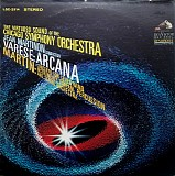 Edgard Varèse & Frank Martin - Arcana/Concerto For Seven Wind Instruments, Timpani, Percussion And String Orchestra
