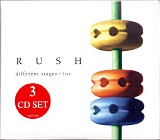Rush - Different Stages / Live