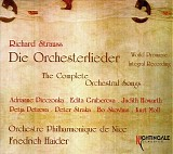 Various artists - Orchestral Songs CD3