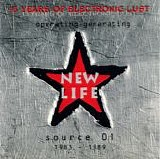 Various artists - New Life: 13 Years of Electronic Lust