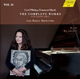 Ana-Marija Markovina - C.P.E. Bach: The Complete Works for Piano Solo, Vol. 12