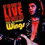 McCartney, Paul and Wings - Newcastle City Hall