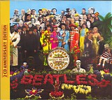 The Beatles - Sgt. Pepper's Lonely Hearts Club Band - 50th Anniversary Edition