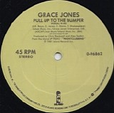 Grace Jones - Pull Up To The Bumper / Nipple To The Bottle