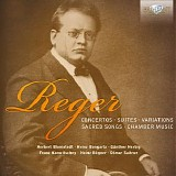 Dietrich Knothe - Reger Collection CD11