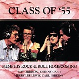 Johnny Cash - Class of '55 (with Lewis, Orbison, Perkins) [complete Mercury]