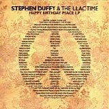 Duffy, Stephen and The Lilac Time - Happy Birthday Peace EP