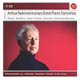 Artur Rubinstein & Alfred Wallenstein - Arthur Rubinstein plays Great Piano Concertos - Szymanowski
