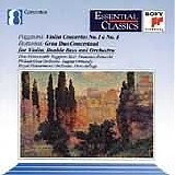 Various artists - Paganini Violin Concertos for Violin No. 1 & 4, Bottesini Grand Duo